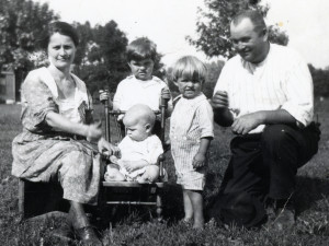 Ted Doerr Family