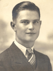 Bill Doerr About 1937