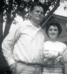 Bill and Ruth Doerr