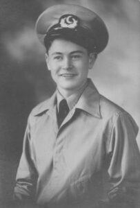 LeRoy John Doerr About 1944