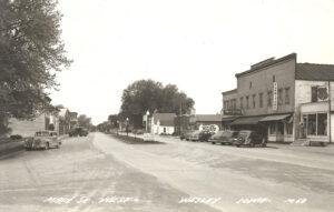 Wesley, Iowa 1942