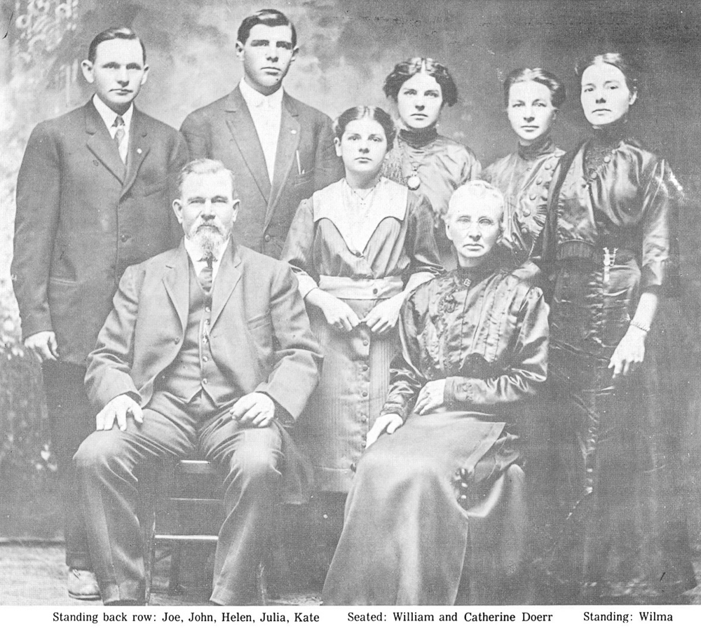 William Doerr Family